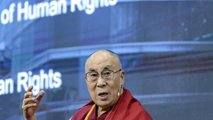 Der Dalai Lama hofft auf mehr Mitgefühl in der Welt - und setzt dabei auf die Bildung.