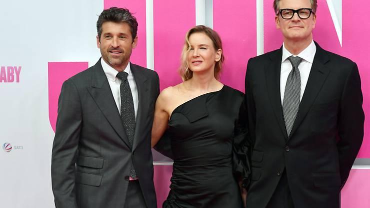 Bridget Jones Baby Renée Zellweger Bei Deutschlandpremiere
