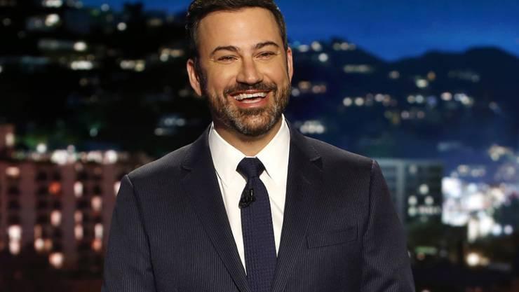 US-Talkmaster Jimmy Kimmel ist zum zweiten Mal Vater geworden. (Archivbild)