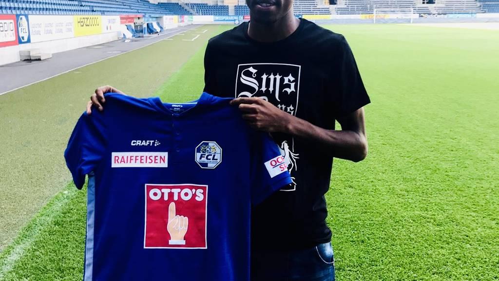 FC Luzern verpflichtet Ibrahima Ndiaye
