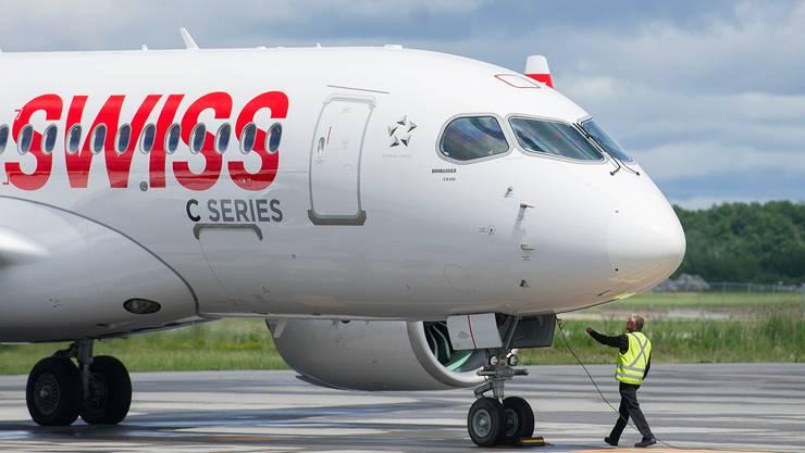 Die Swiss schreibt im ersten Halbjahr 2019 einen Gewinn von 245 Millionen Franken.
