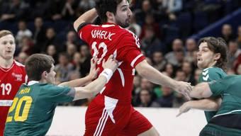 Marko Vukelic verlässt den NLA-Leader.