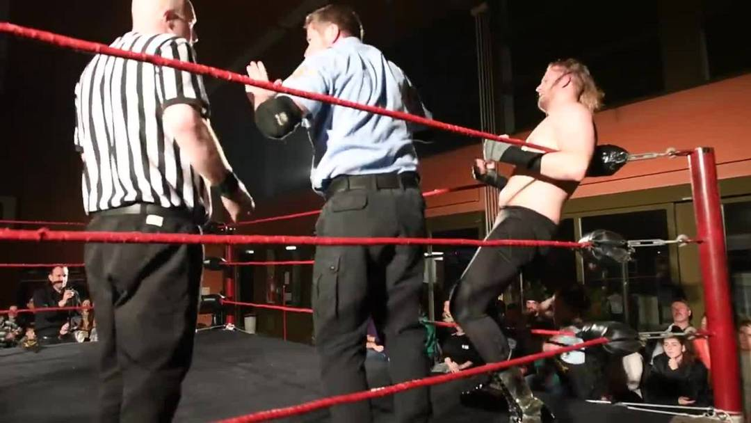 Swiss Championship Wrestling 2019: Marshal T. vs.  Deadsaw