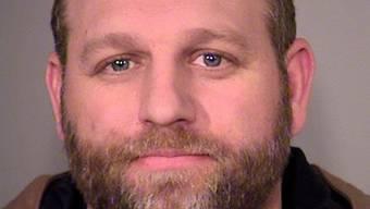 """""""Bitte gebt auf"""": Anführer der US-Bürgerwehr Ammon Bundy ruft seine Gesinnungsgenossen auf, nach Hause zu gehen. (Archiv)"""