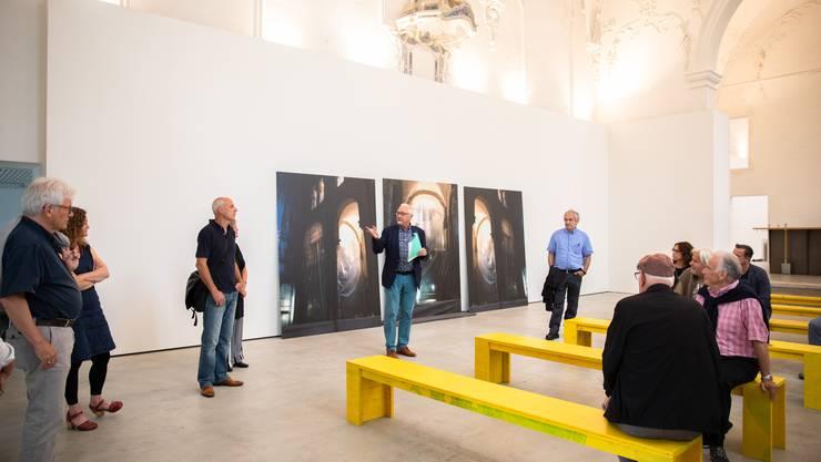 Eindrücke der Ausstellung Zart 2020
