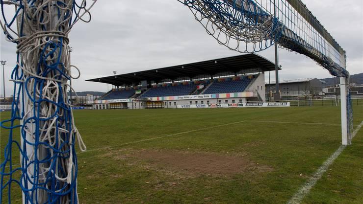 Das Stadion Niedermatten in Wohlen genügt den Anforderungen der Liga nicht mehr – nun werden dem Klub Konsequenzen angedroht. Alex Spichale
