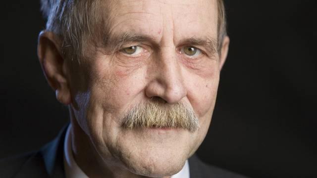 Tritt nicht mehr an: Der Berner FDP-Nationalrat Pierre Triponez (Archiv)