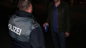 Halten Gemeindepolizei auf Trab: Nächtliche Ruhestörer.