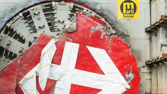 Der Durchstich des Eppenbergtunnels am Freitag war ein Freudentag für die SBB. Am Urteil des Bundesgerichts dürfte man weniger Freude gehabt haben.