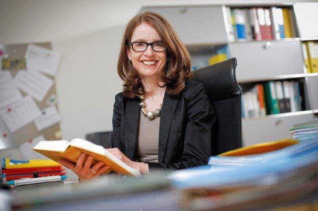 Susanne Vincenz-Stauffacher (FDP) (© PD)