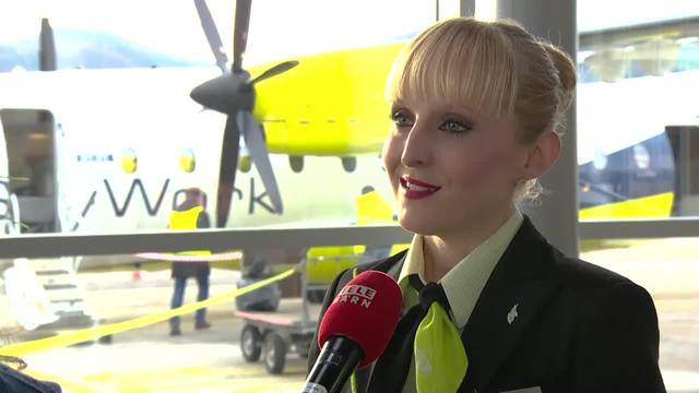 Teamleiterin Flight Attendant Skywork Airlines