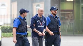 Mordfall Gränichen: Zeljko J. zu 15 Jahren verurteilt