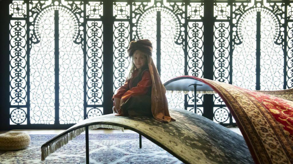 Kindgerechte Reise in die Vergangenheit im Zürcher Landesmuseum