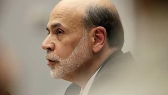 Ben Bernanke äussert sich kritisch zu den Prognosen