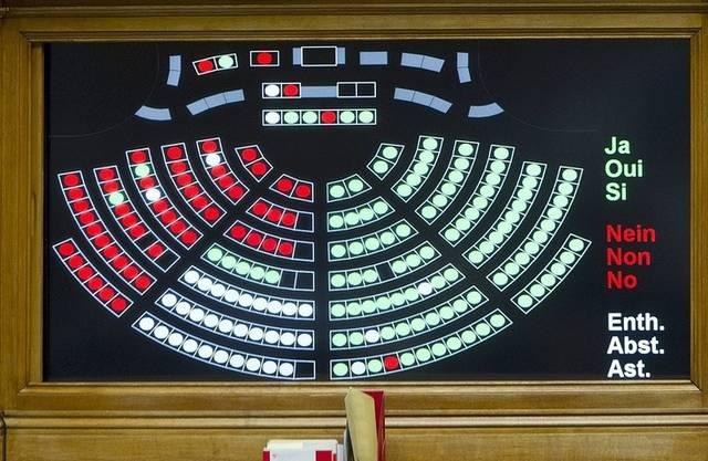 Die FDP enthielt sich bei der Abstimmung zum Atomausstieg