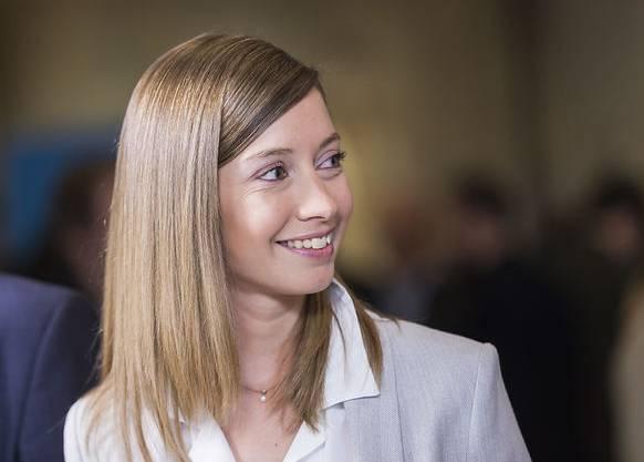 Johanna Gapany (FDP) verdrängt den Bisherigen Beat Vonlanten (CVP).