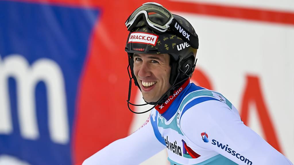 Slalom-Gold für Zenhäusern und Meillard