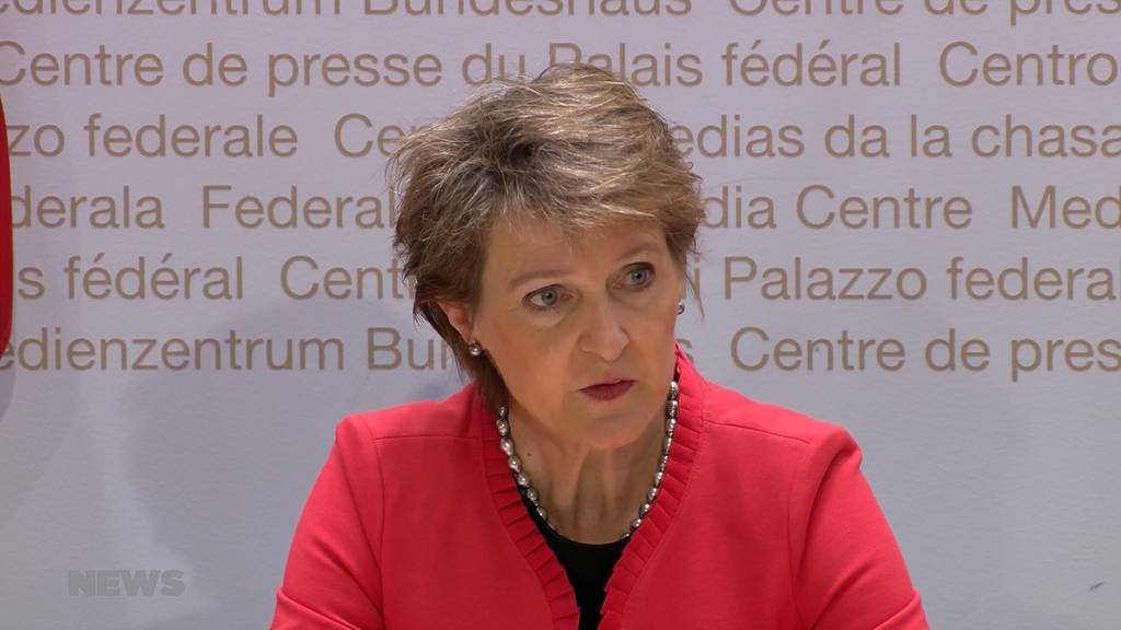 Bundesrat will Corona-Massnahmen in drei Etappen lockern