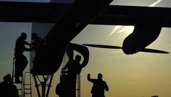 Solar Impulse 24h Flug
