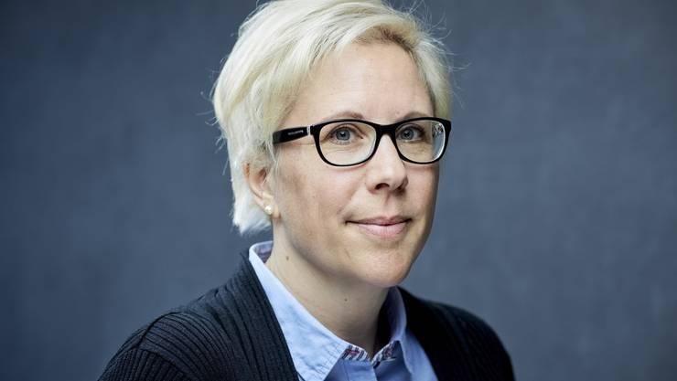 Autorin Marlène Charine erhält für ihr jüngstes Werk «Tombent les anges» den diesjährigen «Prix du polar romand» verliehen.