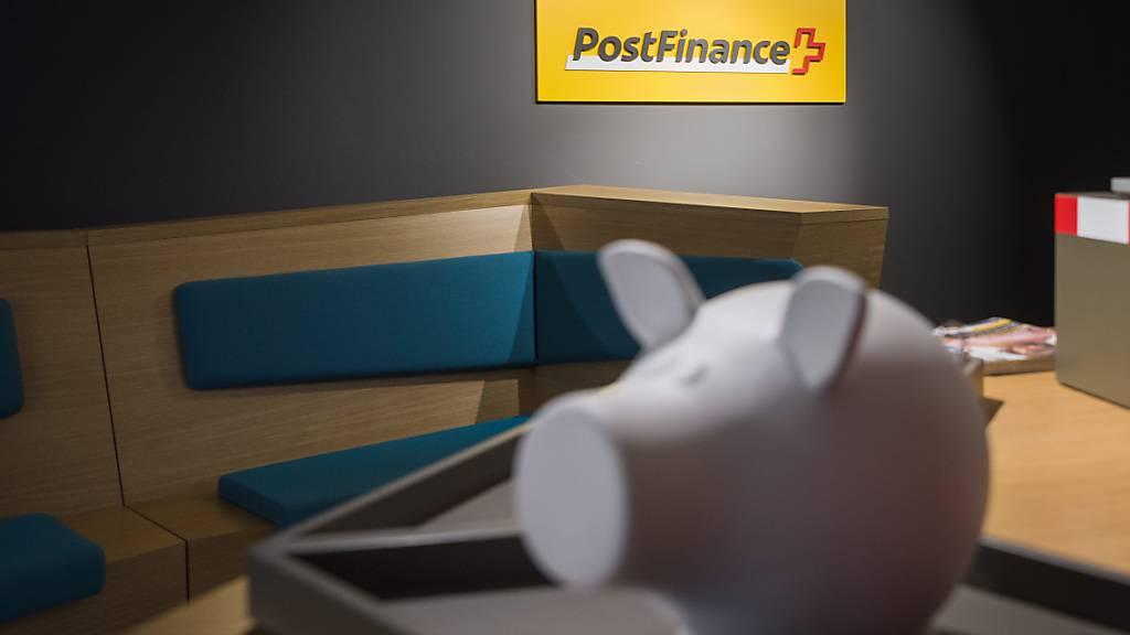 Postfinance soll mit Krediten wieder Geld verdienen