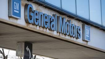 General Motors setzt verstärkt auf die Karte E-Auto. (Archivbild)