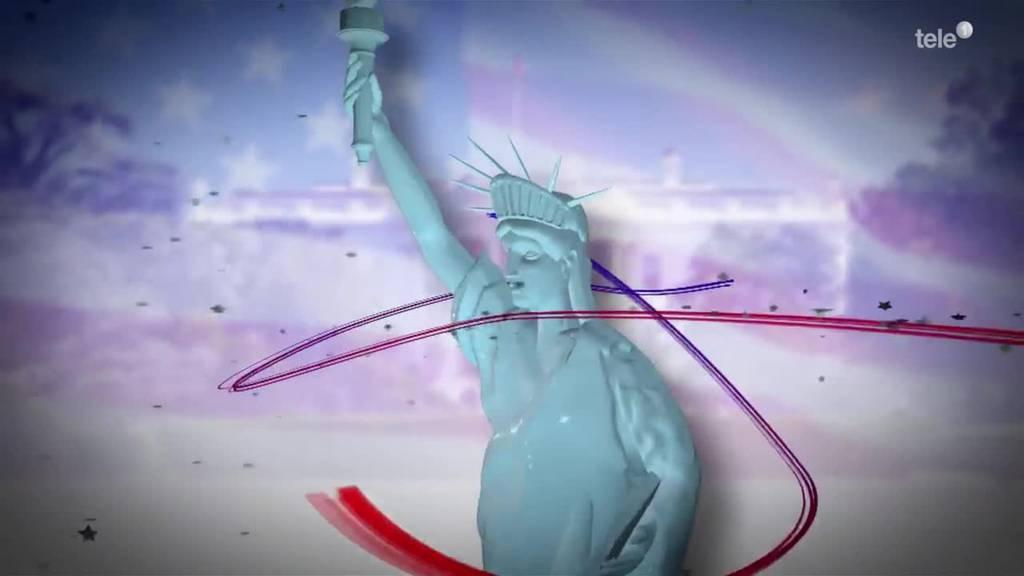 US-Wahlen 08.00 Uhr
