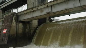 Wasserkraftwerk Reckingen: Erneuerungsmassnahmen führen zum Stellenabbau. (mhu)