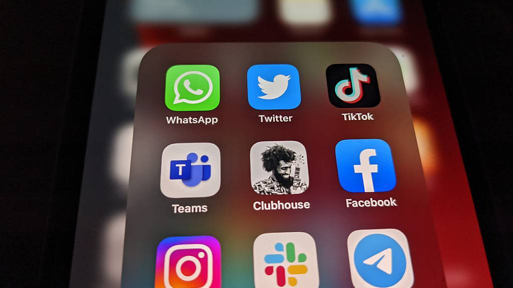 Twitter setzt die erfolgreiche Audio-App Clubhouse unter Druck. (Archivbild)