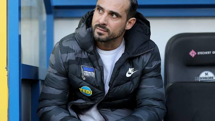 Alexander Nouri muss sich nach dieser Saison nach einem neuen Job umschauen