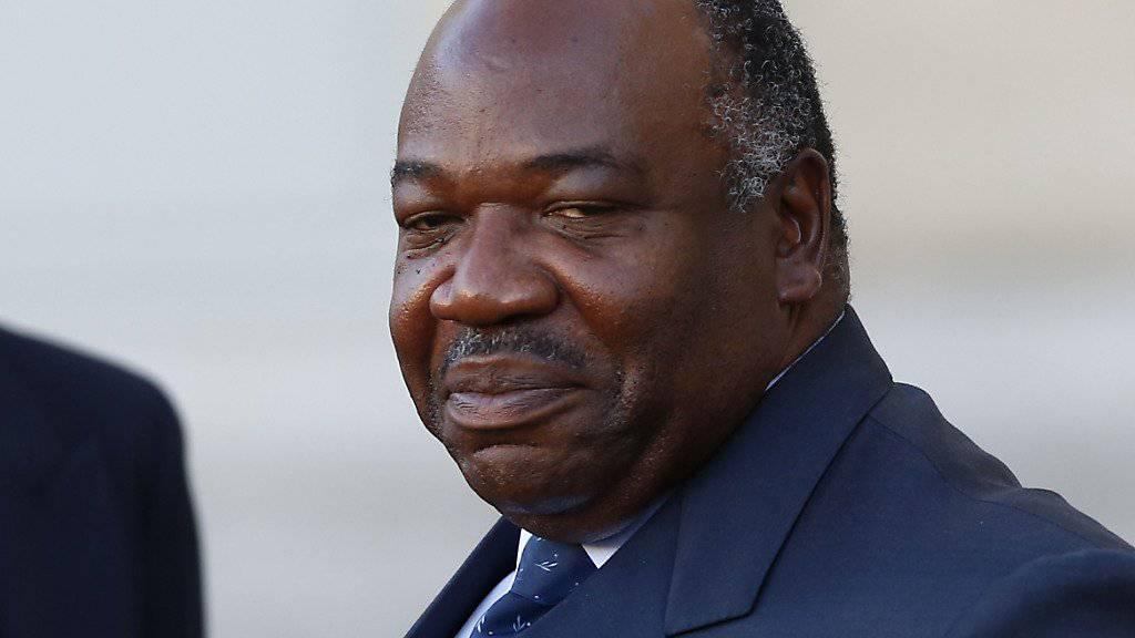 Gabun wählt einen neuen Präsidenten - Favorit ist Amtsinhaber Ali Bongo.