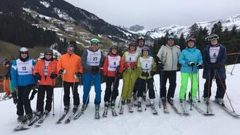 Nordwestschweizer Parlamentarier-Skirennen