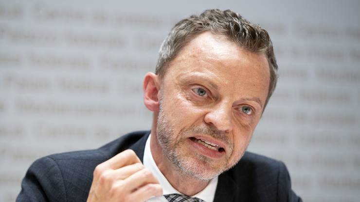 SVP-Nationalrat Hans-Ueli Vogt ist die treibende Kraft hinter der Selbstbestimmungsinitiative.