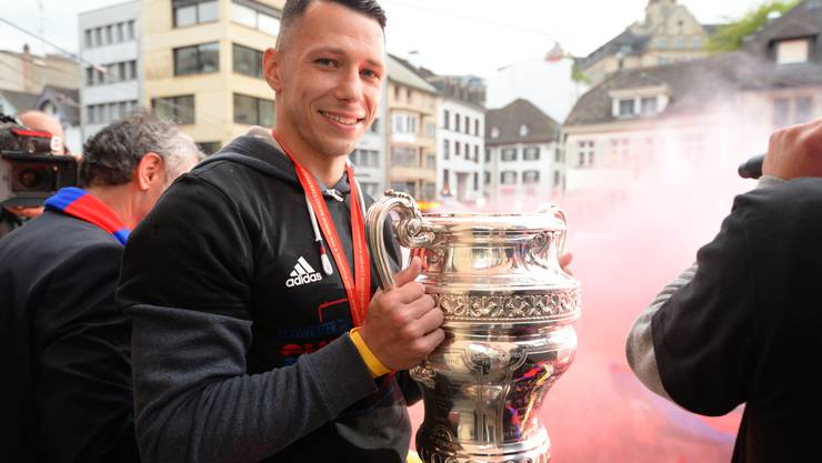 Captain Marek Suchy wird den Verein Ende Saison verlassen.