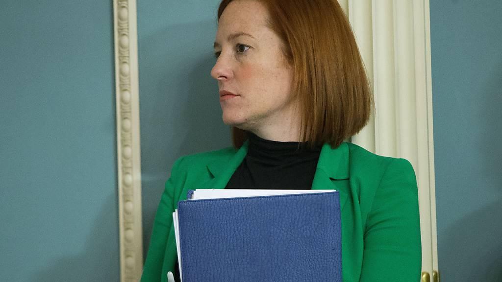 Biden-Sprecherin: Einreisestopp aus Europa wird nicht aufgehoben