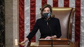 Nancy Pelosi, Sprecherin des Repräsentantenhauses