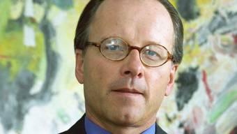 Stephan Schmidheiny (Archiv)