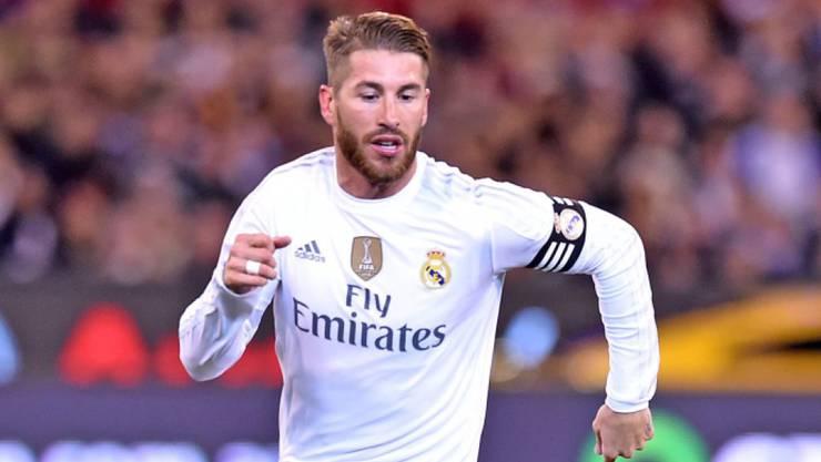 Sergio Ramos verteidigt bis 2020 bei Real Madrid