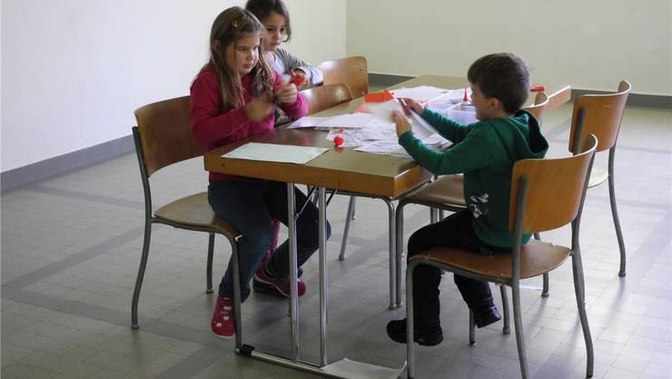 Betreuung nach der Schule soll den Schülern guttun und die Eltern entlasten.Archiv