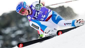 Michelle Gisins Augenmerk liegt auf dem Slalom, doch wenns da läuft, will sie auch in den Speed-Rennen angreifen.
