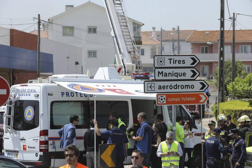 Das in der Schweiz registrierte Flugzeug stürzte am Montagmittag ab.