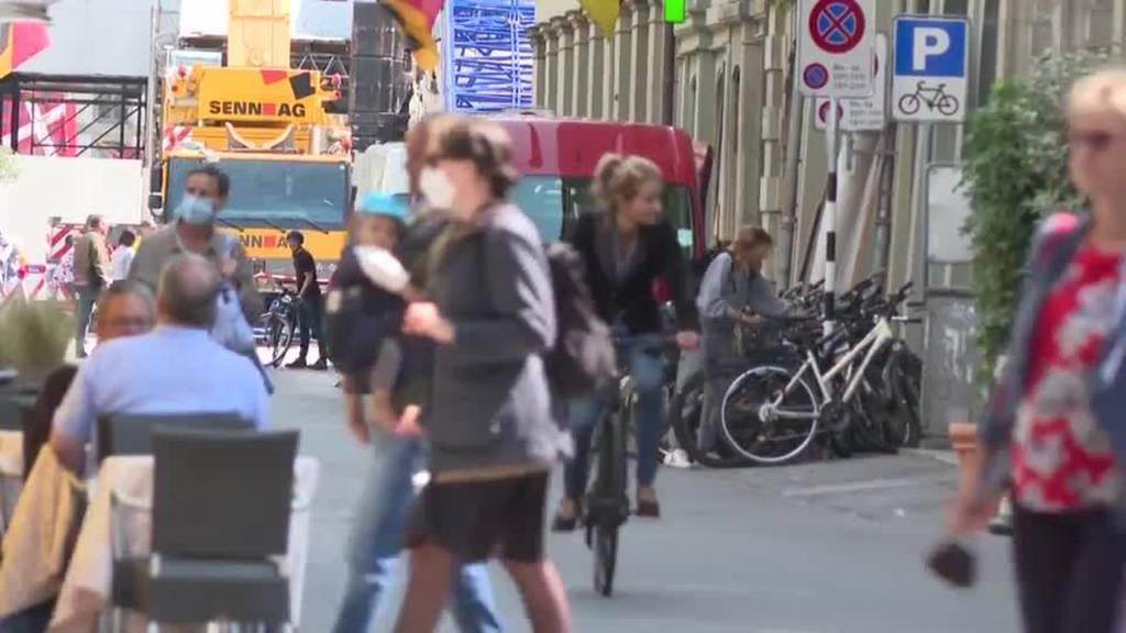 Pro Velo Bern fordert sichere Berner Schauplatzgasse