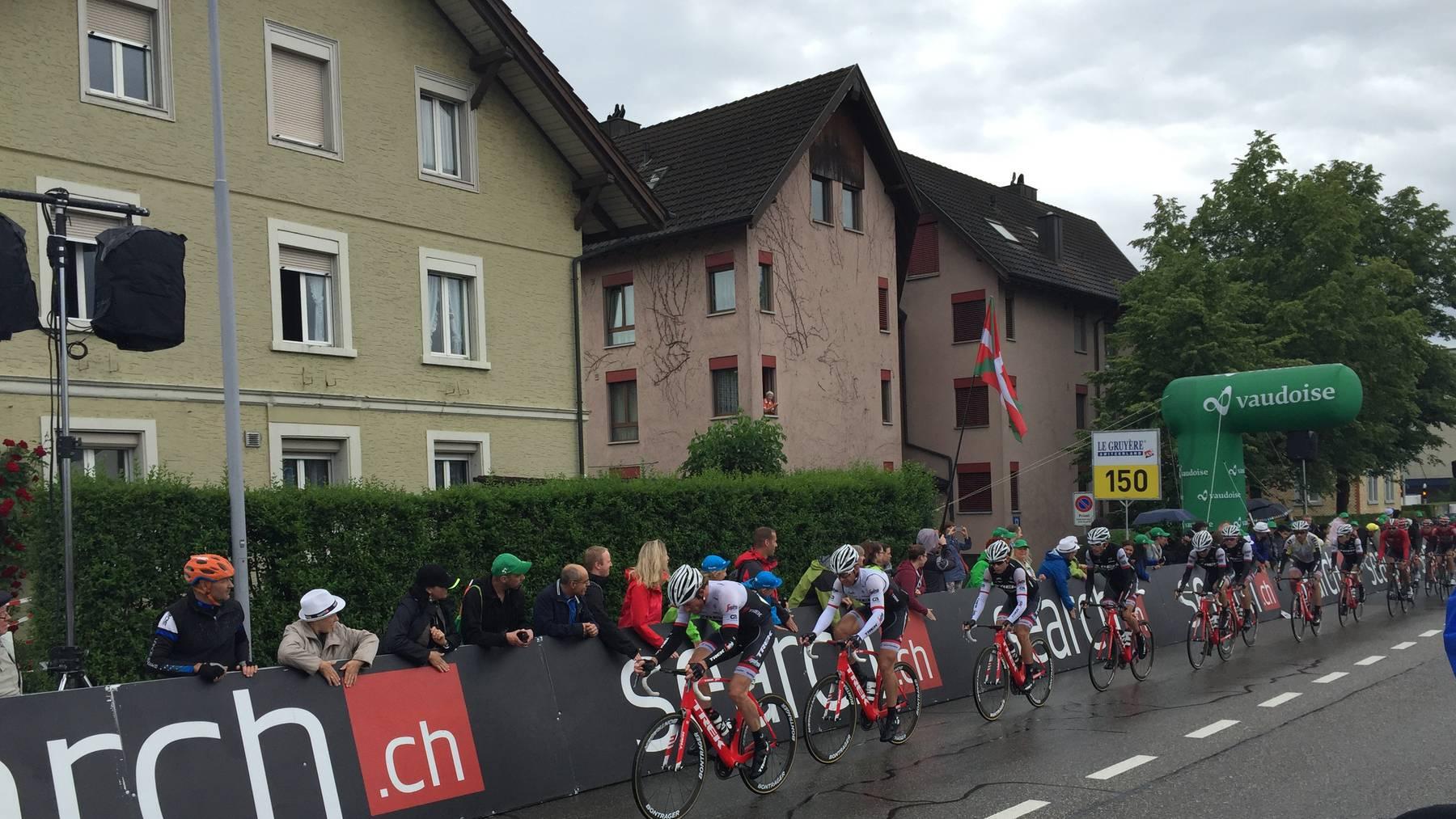 80. Tour de Suisse in Baar
