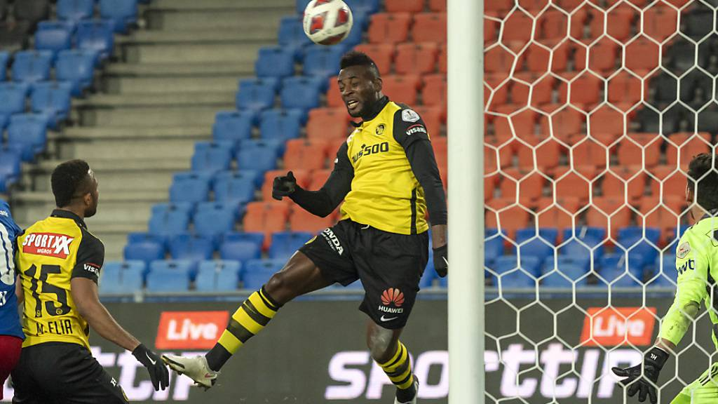 Die Young Boys zu stark für Basel