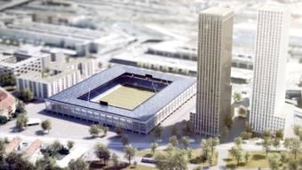 Stadion Zürich