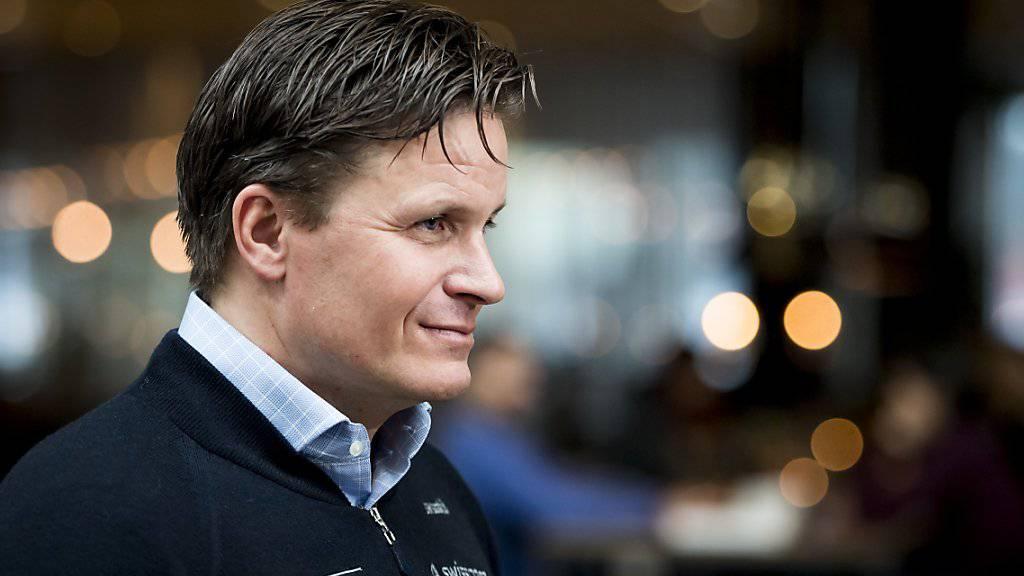 Urs Lehmann hat für Carlo Jankas Kritik kein Verständnis