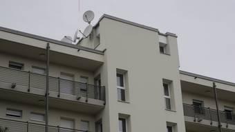 Bereits am 22. Januar erteilte der Ausschuss Bau und Planung die Baubewilligung für die Antenne im Zelgliquartier.