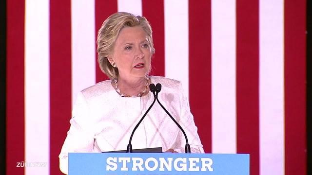 FBI veröffentlicht Clinton-Dokumente