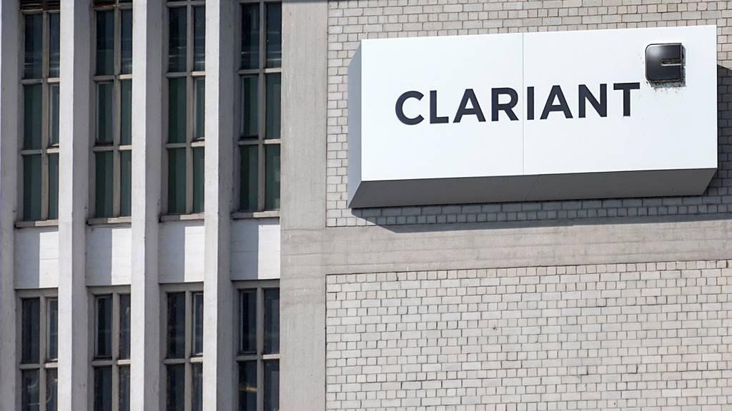 Clariant muss tieferen Umsatz wegen Coronakrise hinnehmen