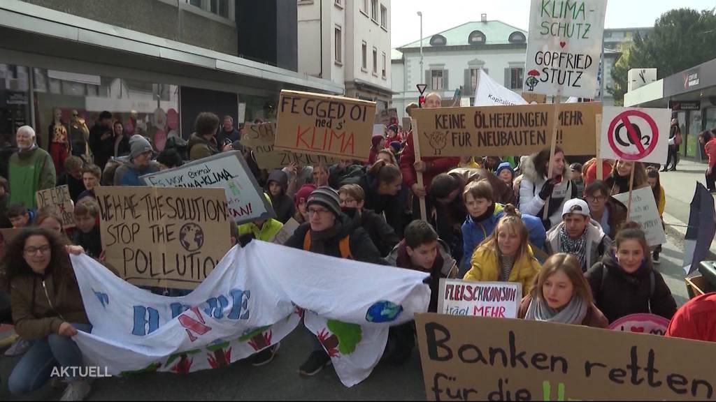 Klimastreik zum Fünften: Demonstranten blockierten teils sogar den Verkehr